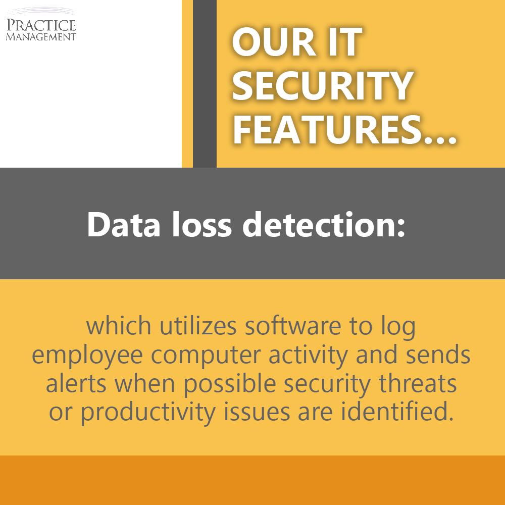 Data Loss Detection