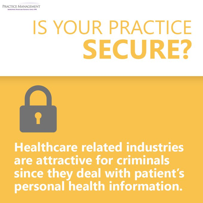 Is Your Practice Secure?