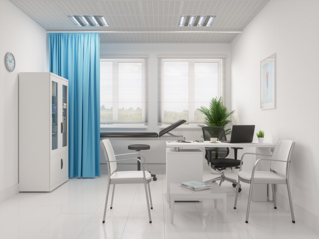 Doctor's office design and décor matters